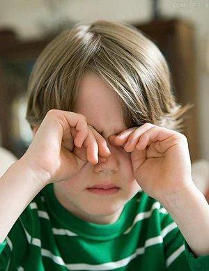 如何预防小儿红眼病