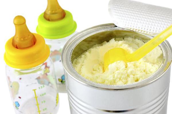 什么是婴儿奶粉