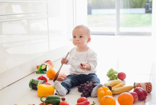 排序锻炼宝宝逻辑思维能力