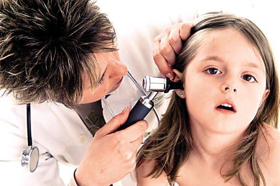 三种中耳炎的治疗方法