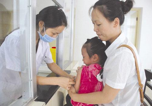 小儿肺炎疫苗的注意事项