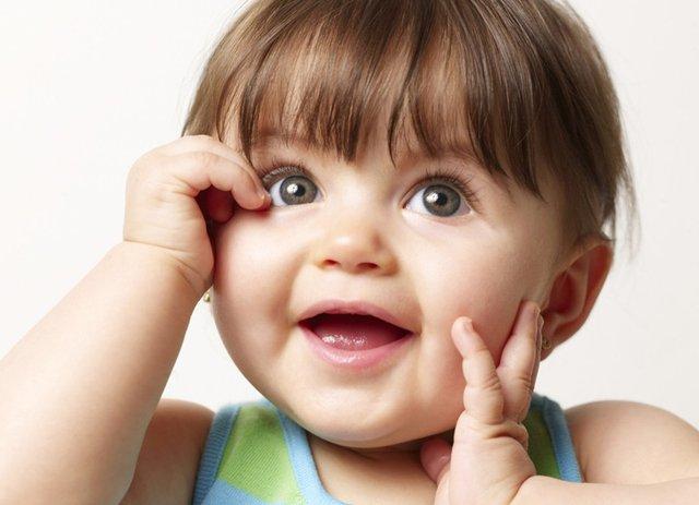宝宝笑的重要性
