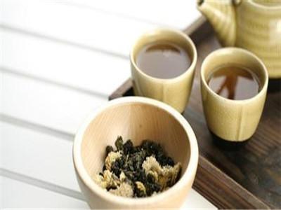 减肥茶配方