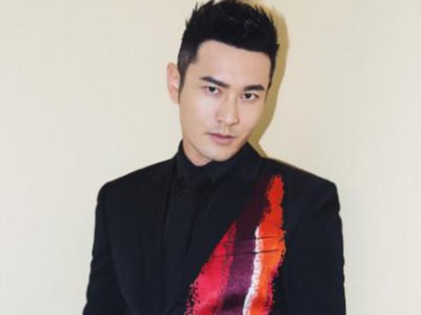 黄晓明微博遭沦陷,他发的微博到底是什么意思