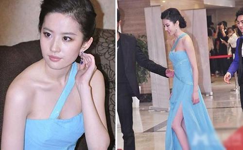 刘亦菲微博回应污蔑和诋毁,不一样的小仙女