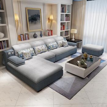 2米客廳沙發圖片