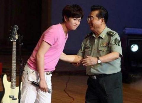李双江的儿子是谁