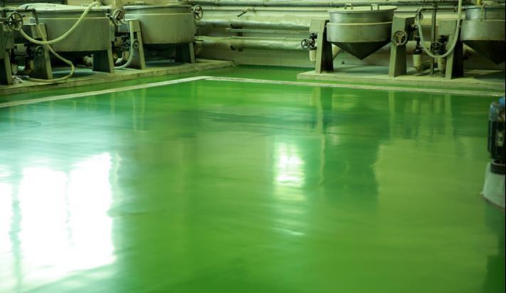 水性聚氨酯地坪涂料应用于地坪罩面保护之后的优势