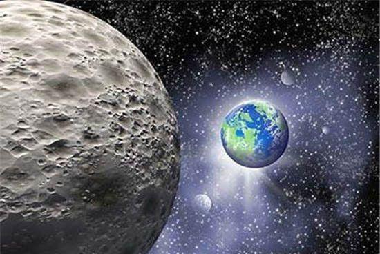 月球未解之谜