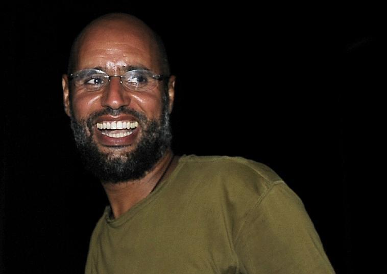 卡扎菲儿子请求参加明年春季总统大选 是否会强势回归?