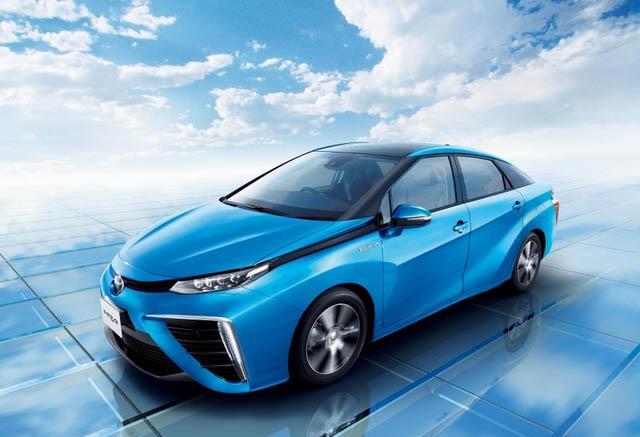 研究丰田如何解决燃料电池中的化学衰减问题