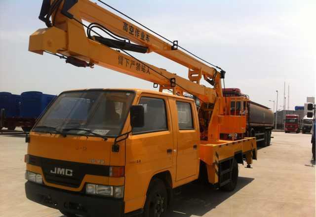 台州15米高空作业车