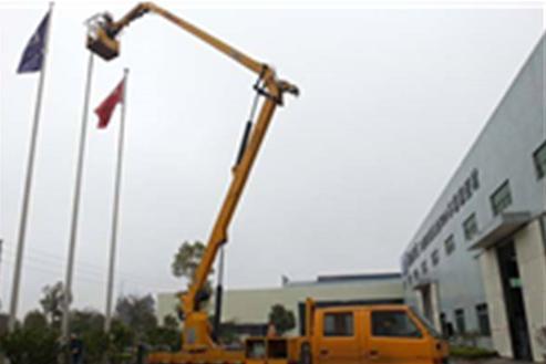 台州14米升降车