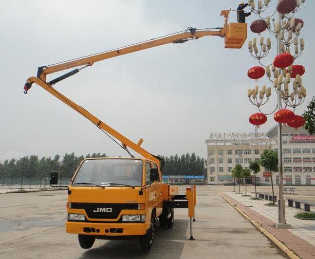 无锡10米高空作业车出租