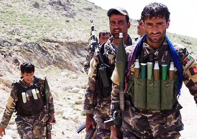 阿富汗政府一名退役将军叛逃到塔利班组织