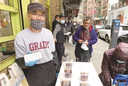疫情下纽约中餐厅受歧视,中餐从业者表示前景未卜