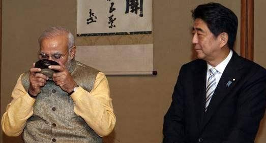 印度和日本应该抓住机遇加强合作