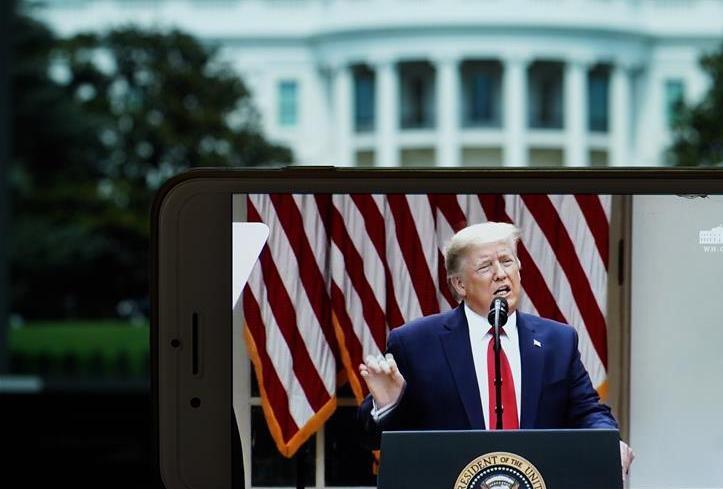 德媒称美国的三个决定,终将是自己买单